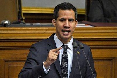 Guaidó llama a nuevas protestas para rechazar apagón y en contra de Maduro