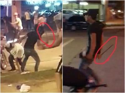 Detienen a perturbador de avenida Pinedo