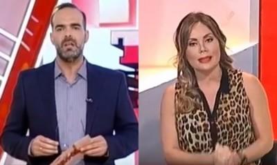 Dahiana Bresanovich Aclaró Su Ausencia En Teleshow Tras Su Cruce Con Álvaro Mora