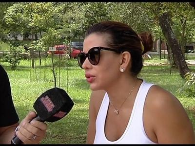 """Marly Figueredo salió al paso de supuesta """"bisexualidad"""" en su matrimonio"""
