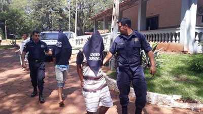 Motochorros son detenidos tras intentar asaltar a una mujer del barrio Remansito
