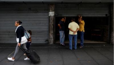 Apagón: Maduro suspendió las actividades en el país