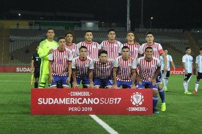Paraguay se mide hoy a Uruguay en el Sudamericano