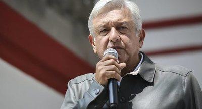"""López Obrador responde a Trump que México no quiere """"confrontación"""" con EEUU"""