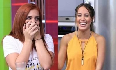 Patty Orué Y Nathu González Se Toparon En Un Lanzamiento Y Esto Sucedió Con La Vestimenta De Ambas