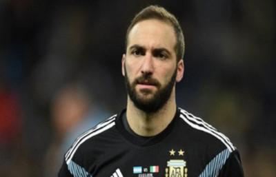 Gonzalo Higuaín no volverá a vestir la camiseta de Argentina