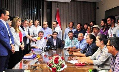 Gobierno y CNI lograron anoche un acuerdo y suspenderán movilización