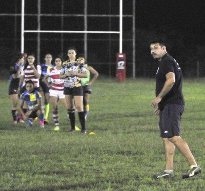 Selección femenina se alista de cara al Sudamericano de Seven