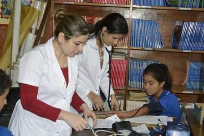 Salud llamará a concurso para contratar 877 profesionales en atención primaria