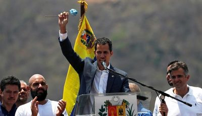 Juan Guaidó no reconoce inhabilitación para ejercer cargos públicos por 15 años