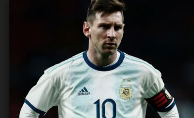 HOY / El potente descargo de Lionel Messi