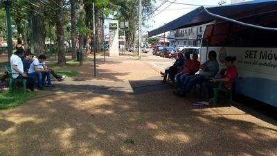 PAC Móvil cierra su recorrido por Alto Paraná