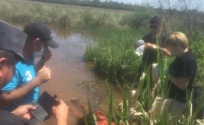Cuerpo de otro pescador encontrado en riacho
