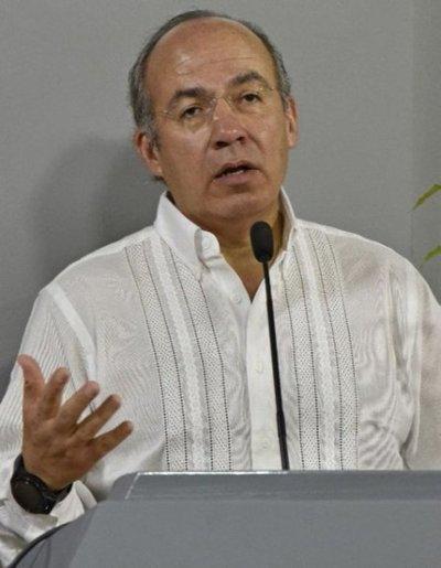 Calderón apoya plan antideforestación