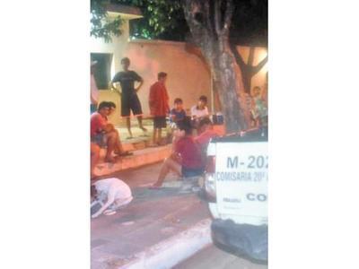 Denuncian a policías por secuestro y extorsión en Limpio