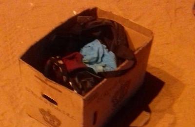 HOY / Encuentran muerto en Cateura a recién nacido: tenía herida de arma blanca