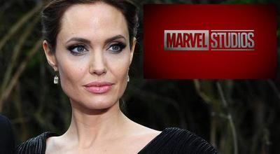 """Angelina Jolie negocia su incorporación a la cinta de Marvel """"The Eternals"""""""