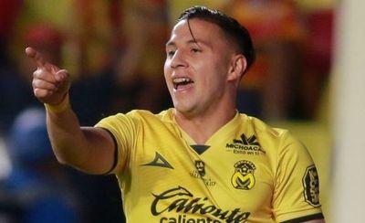 Llega a 10 goles en México