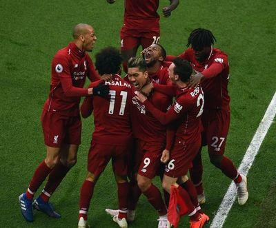 Liverpool sobrevive a Tottenham y recupera el liderato