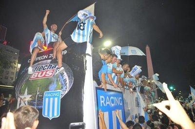 Racing empató con Tigre y se consagró campeón de la Superliga argentina