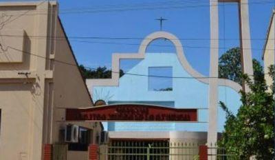 Misiones: Malvivientes aprovecharon la misa para entrar a robar en la casa parroquial