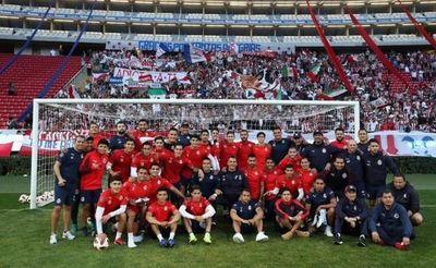 El paraguayo despedido en México