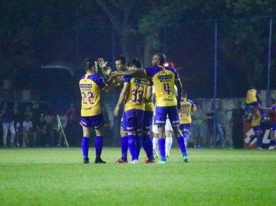 Luqueño sigue por la senda victoriosa mientras que Guaraní no pudo ganar