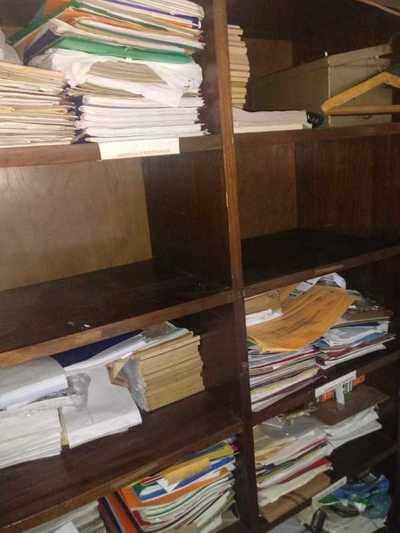 Confirman desaparición de varios biblioratos del CPDP