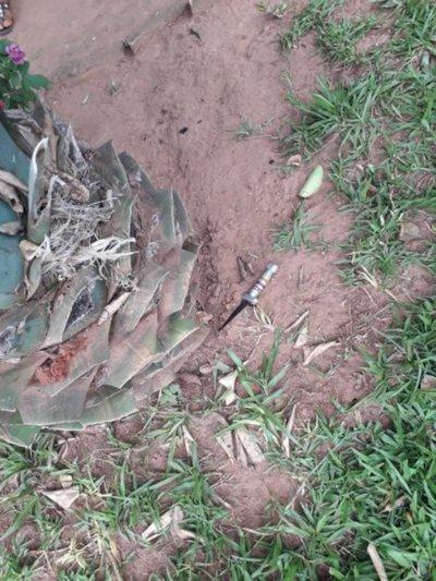Otro caso de feminicidio en General Resquín