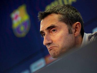 """Valverde: """"Los tres títulos están igual de cerca e igual de lejos"""""""