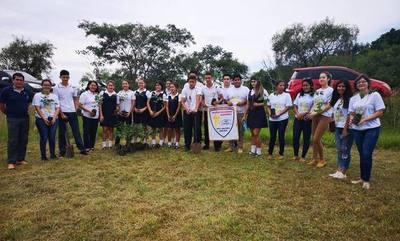 """""""San Juan Bautista prende"""" inicia arborización"""