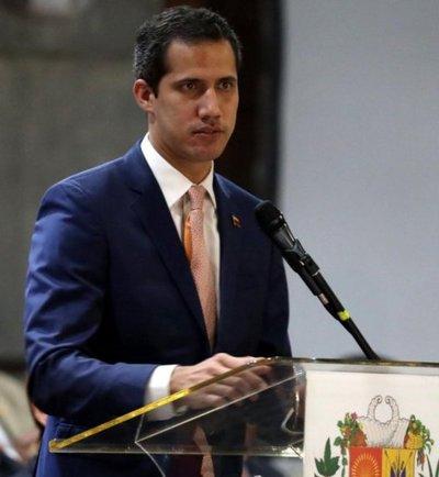 Corte abre vía para encarcelar a Guaidó