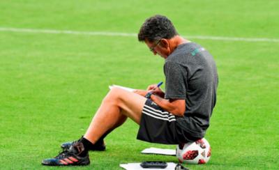 HOY / A Pepe podría sucederlo Juan Carlos Osorio