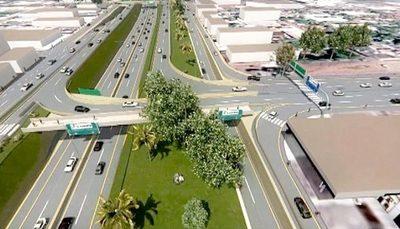 Las obras del viaducto del Km 7 de CDE se iniciarán en junio