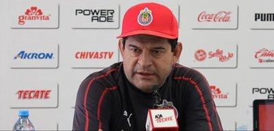"El ""Pepe"" Cardozo deja la banca técnica del Chivas"