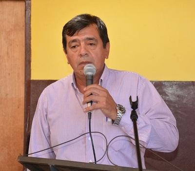 Rojas se niega a conceder ampliación de comodato del predio de hospital oncológico