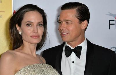 Angelina Jolie y Brad Pitt recurrieron a un monje tailandés para intentar salvar su matrimonio