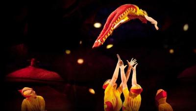 Ovo, el show de Cirque du Soleil que mantiene a Paraguay en la senda de las producciones escénicas