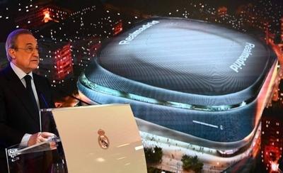 """HOY / """"El nuevo Bernabéu será el mejor estadio del mundo"""""""