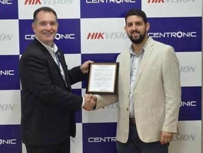 HOY / Centronic SA, reconocida como la primera escuela de formación
