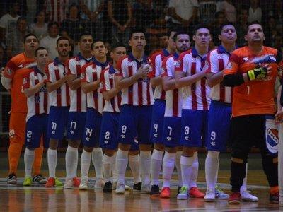Paraguay se instala en cuartos del Mundial de salonismo