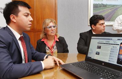MOPC habilita servicios digitales para dar seguimiento a expedientes y acceder a empleos