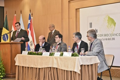 Gobierno ratifica compromiso de ejecutar infraestructura que facilite la integración regional