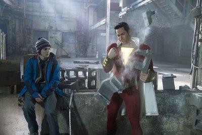 ¡Shazam! y una nueva adaptación de King en estrenos