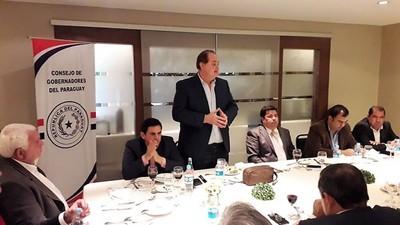 González Vaesken, elegido como titular del Consejo de Gobernadores