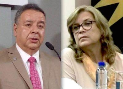 Querella contra Cristina Arrom fue de forma particular