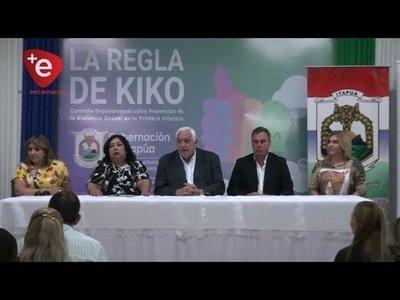 PRESENTAN PLAN DEPARTAMENTAL DE LA NIÑEZ Y ADOLESCENCIA