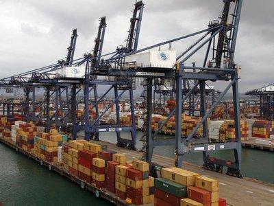 Paraguay busca crear una plataforma logística en Panamá para exportar a Asia