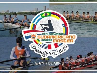 Mañana arranca el Sudamericano de Remo Máster en la Costanera