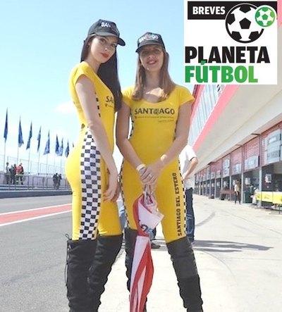 Piden dos chicas de grandes t… para acompañar a pilotos